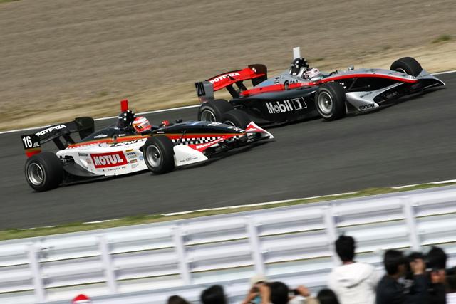FN第1戦鈴鹿:小暮&NAKAJIMA RACING、速さと戦略で逆転開幕勝利!(5)