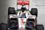 F1   F1中国GP決勝、二転三転のレースは王者バトンが制しマクラーレン1-2、可夢偉はリタイア