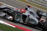 F1 | メルセデス、スペインでFダクトを本格的に導入か