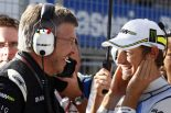 F1 | ブラウン「バトンは今も友達だが、コース上では倒すべき敵」