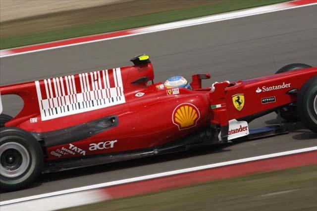 フェラーリのバーコードはサブリミナル広告? 医師らが調査を要求(1)