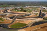 F1 | シルバーストンの新アリーナコースが完成。ピット&パドックは今後新たに移転