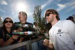F1   ピレリ、ハイドフェルドがドライバー候補と認める