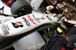 F1   今シーズンに早くも見切り? メルセデスは2011年の開発にシフト