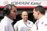 F1   ART+ザウバーでエプシロン・エウスカディが13番目の参戦権をゲット?