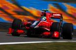 F1   ディ・グラッシ、エンジン交換を実施