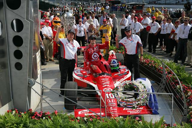 【Honda】インディカー・シリーズ第6戦インディアナポリス  D.フランキッティがインディ500での2勝目を飾る(1)