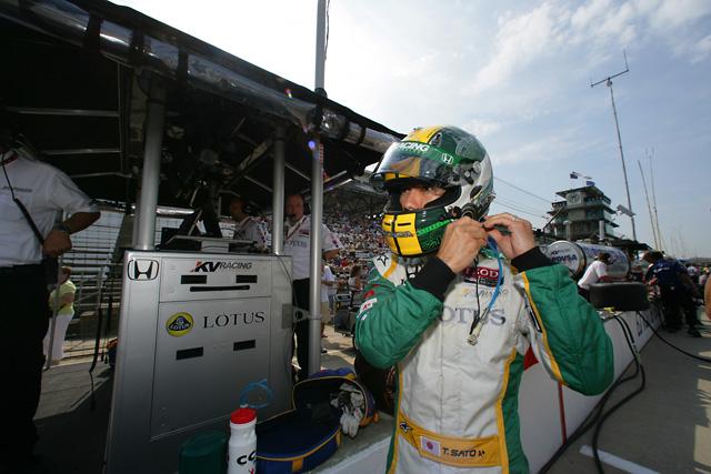 【Honda】インディカー・シリーズ第6戦インディアナポリス  D.フランキッティがインディ500での2勝目を飾る(3)