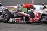 F1 | ハミルトン「チームが指示したターゲットタイムが遅すぎてバトンに抜かれた」
