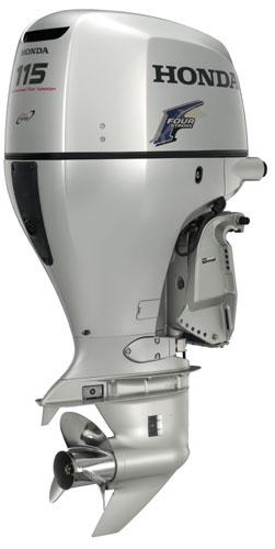 【Honda】4ストローク船外機「BF115」をフルモデルチェンジし発売(1)