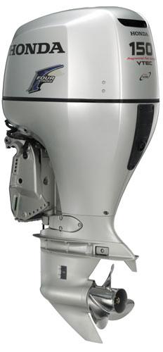 【Honda】4ストローク船外機シリーズ「BF150/135」を一部改良し発売(1)