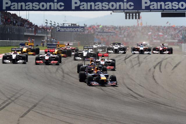 ハンコック、近い将来、F1へのタイヤ供給を目指す(1)