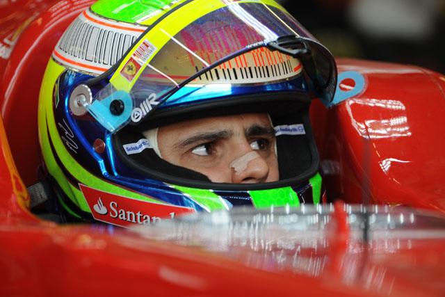 フェラーリ、マッサとの契約を2012年まで延長(1)