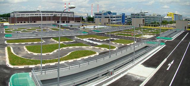 【Honda】シンガポールで新自動車教習所をオープン(1)