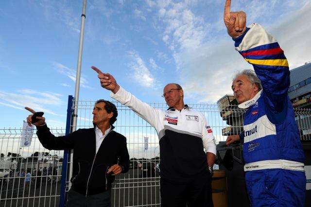 【プジョー・シトロエン・ジャポン】ル・マン24時間耐久レース プジョーが1位から4位までを独占(1)