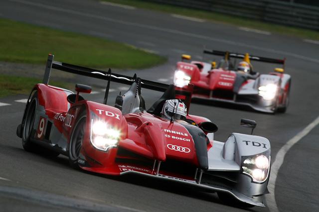 ル・マン24時間予選2日目は悪天候 初日のタイムで3号車プジョーがPP獲得(4)