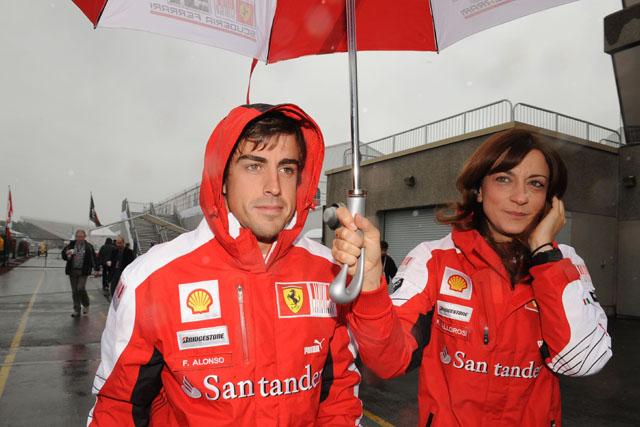 アロンソ「フェラーリを信じている」。カナダでは事態が好転すると確信(1)