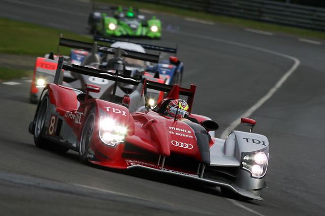 ル・マン24時間予選2日目は悪天候 初日のタイムで3号車プジョーがPP獲得(6)
