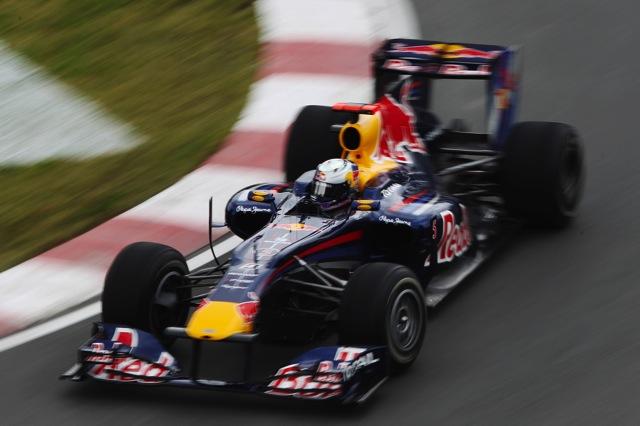 F1カナダGP、初日トップはベッテル。アロンソが2番手(1)