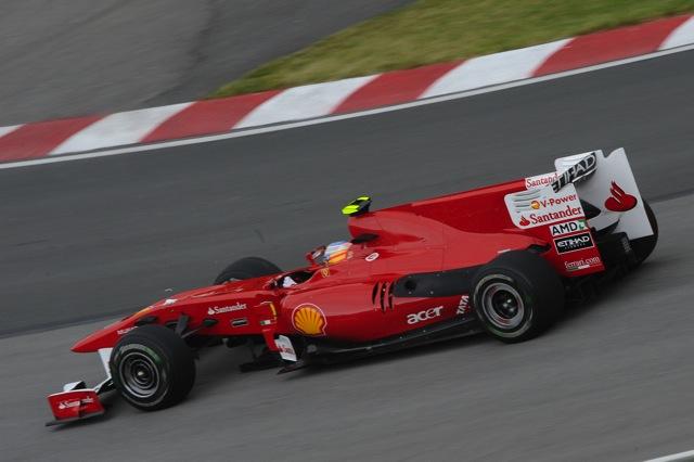 F1カナダGP、初日トップはベッテル。アロンソが2番手(2)