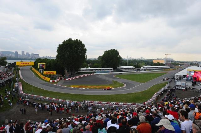F1カナダGP、初日トップはベッテル。アロンソが2番手(3)
