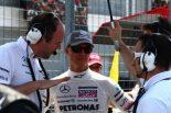 F1 | シューマッハー「今年のタイトルは無理」。2011年に照準