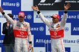 F1 | マクラーレン、両選手権首位に。ウィットマーシュ、ドライバーたちを称える