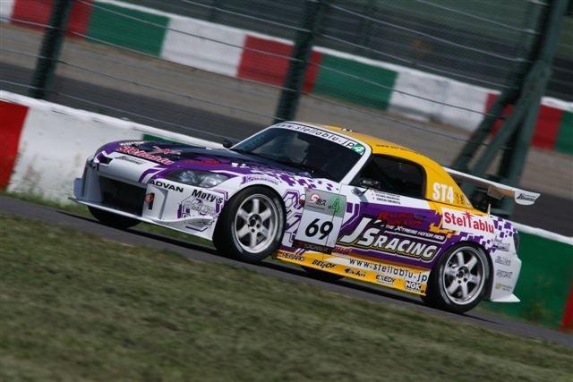 JS RACING】スーパー耐久シリー...