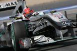 F1 | 今のシューマッハーは「1歩進んで、2歩後退」とDC