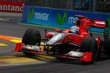 F1 | グロック、青旗無視を繰り返し20秒加算のペナルティ
