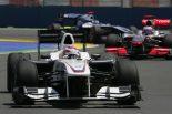 F1 | 「可夢偉のラップタイムは衝撃的だった!」とザウバー