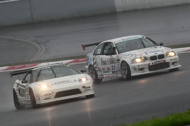 スーパー耐久富士:PETRONAS Z4の1号車が4連勝 GT-Rは5位(5)