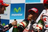F1 | ハミルトン「アロンソは今興奮してるだけだよ」