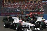 F1 | 可夢偉、決勝セクター3でトップタイムを記録