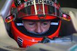 F1 | メルセデス、クビカ起用を否定。シューマッハーに満足