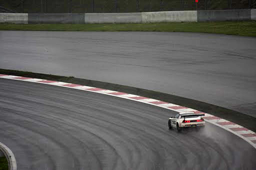 Rn-sportsドライバーの植田正幸は惜しくも2位(1)
