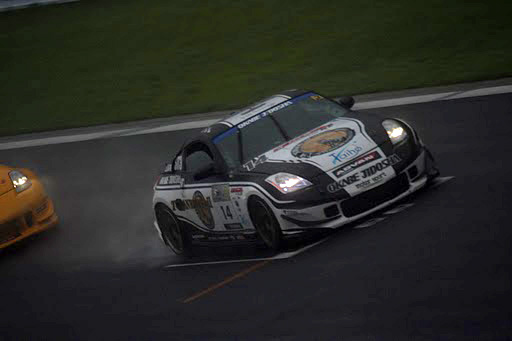 Rn-sportsドライバーの植田正幸は惜しくも2位(3)