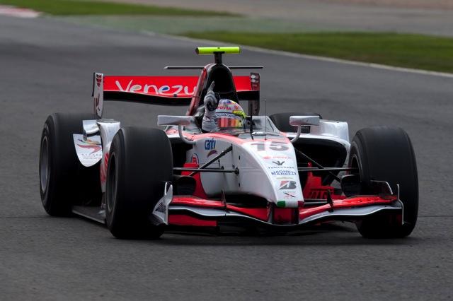 GP2第9戦イギリスはマルドナルドが3連勝を達成(1)