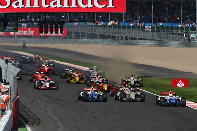 GP2第10戦はペレスが逆転で今季2勝目を飾る(1)