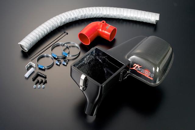 JS RACING、GE8フィットRS用チャンバー吸気システム発売(1)