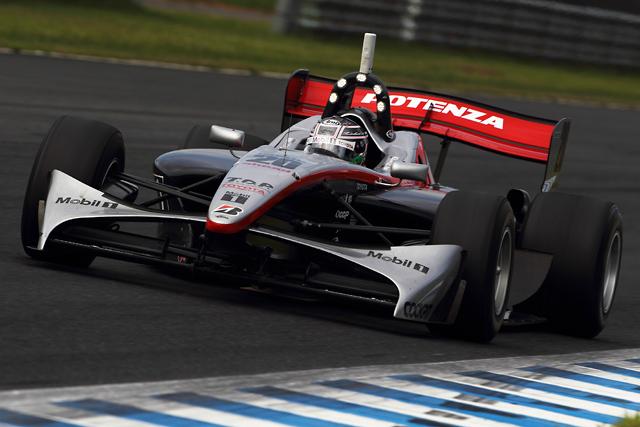 猛暑のもてぎでトヨタ勢最上位は平手晃平の3位表彰台(2)