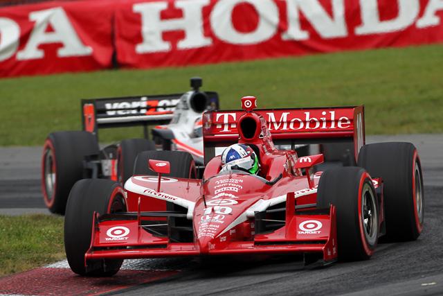 フランキッティが逆転で今シーズン2勝目/ホンダ(2)