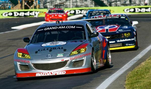 Grand-Am GT第10戦、デンプシーレーシングが初優勝(1)