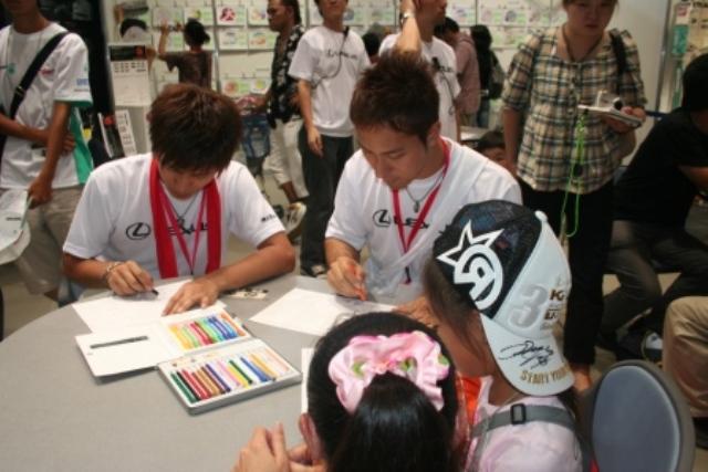 LGDA夏祭2010 in MEGA WEB開催!(1)(2)