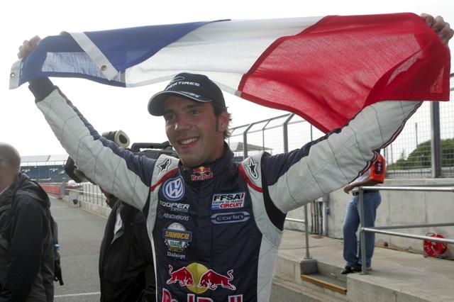 ベルニュがフランス人初のイギリスF3制覇(2)