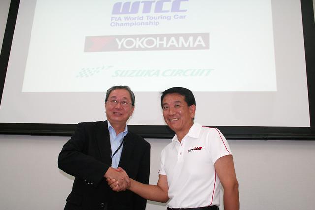 2011年のWTCC鈴鹿戦は東コースで! S耐も併催(1)