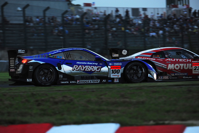 ARTA HSV-010が逆転勝利! GT300はレガシィが初優勝!(3)