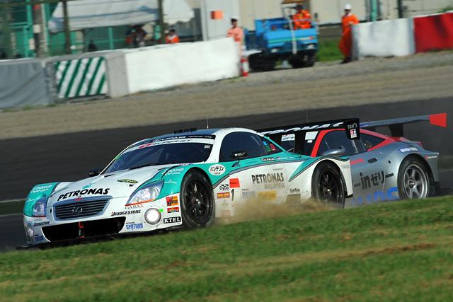 ARTA HSV-010が逆転勝利! GT300はレガシィが初優勝!(9)