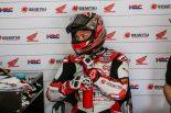 MotoGP | MotoGP:中上、テスト2日目は転倒もケガなし。RC213Vスペアマシンでタイム更新ならず
