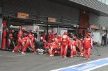 F1   バリチェロとアロンソの接触はレーシングアクシデント